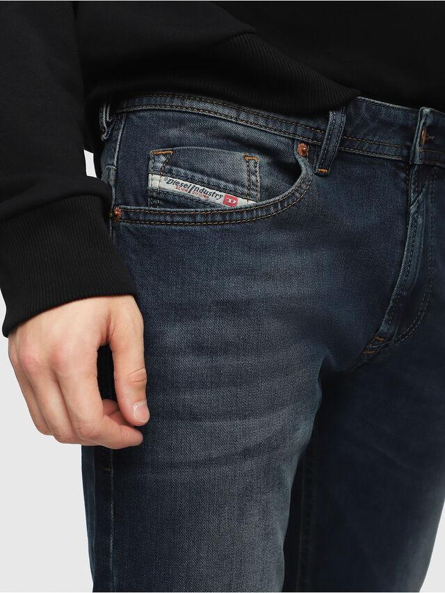 Diesel - Thommer 084BU, Blu Scuro - Jeans - Image 3
