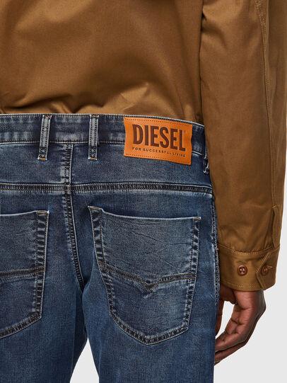 Diesel - Krooley JoggJeans® 069VX, Blu Scuro - Jeans - Image 3