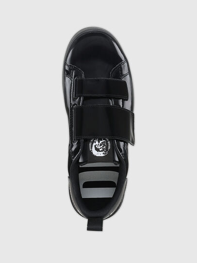 Diesel - S-CLEVER LOW STRAP W, Nero - Sneakers - Image 6