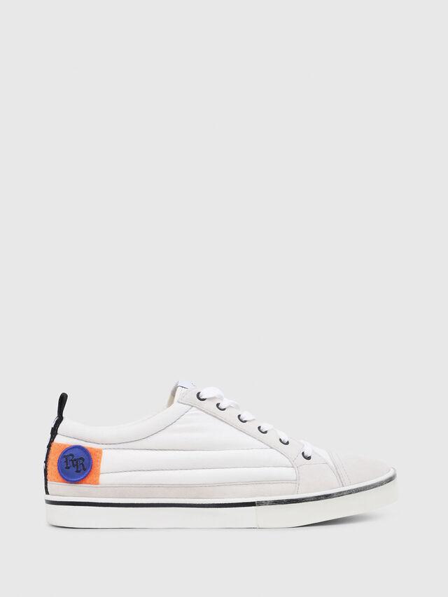 Diesel - D-VELOWS LOW PATCH, Bianco - Sneakers - Image 1