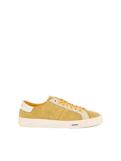Diesel - S-MYDORI LC, Giallo - Sneakers - Image 1