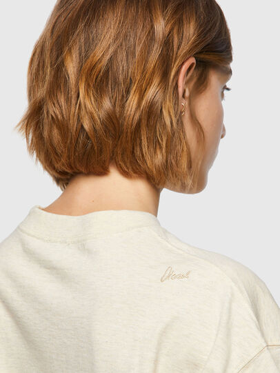 Diesel - T-BOWXY, Bianco - T-Shirts - Image 4