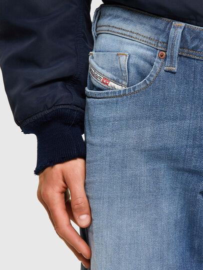 Diesel - Larkee 009NF, Blu Chiaro - Jeans - Image 3