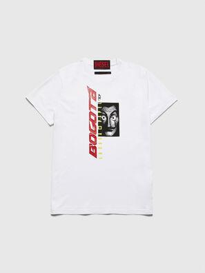 LCP-T-DIEGO-BOGOTA, Bianco - T-Shirts