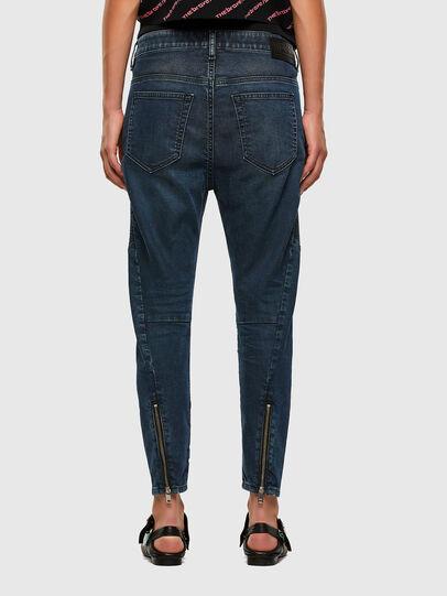 Diesel - FAYZA JoggJeans® 069PQ, Blu Scuro - Jeans - Image 2
