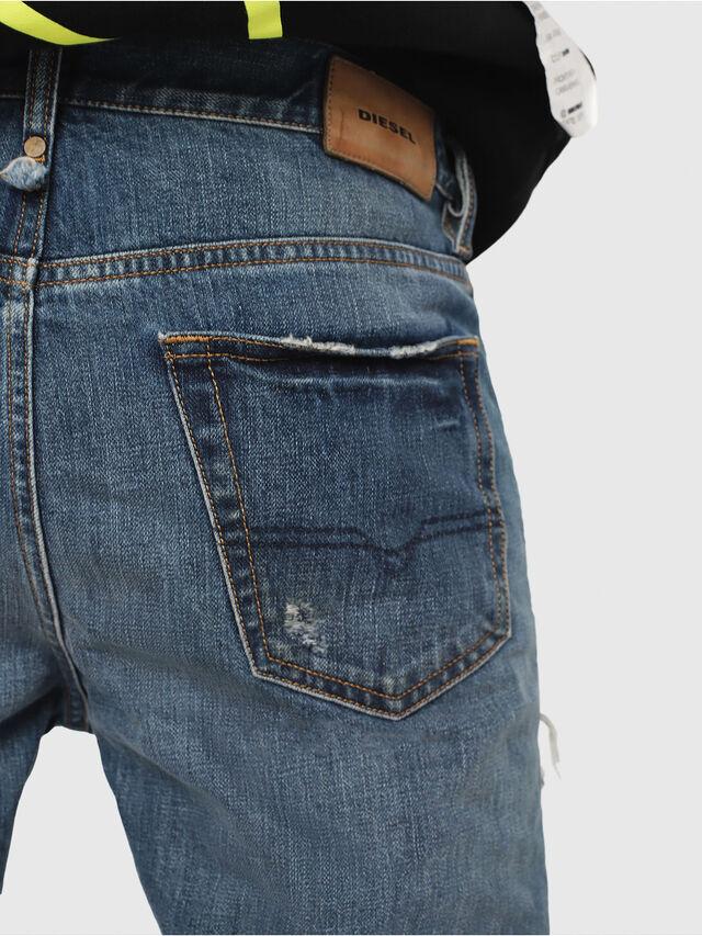 Diesel - Mharky 080AH, Blu medio - Jeans - Image 4