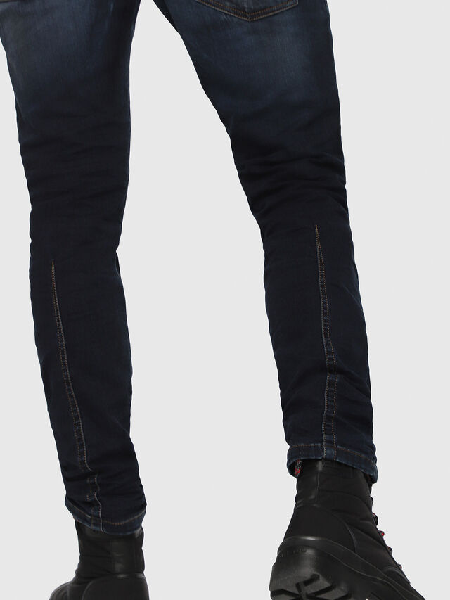 Diesel - Krooley JoggJeans 069DQ, Blu Scuro - Jeans - Image 3
