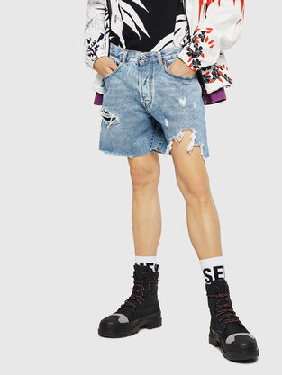 6d70cabe67 Shorts Uomo | Go with no fear on Diesel.com