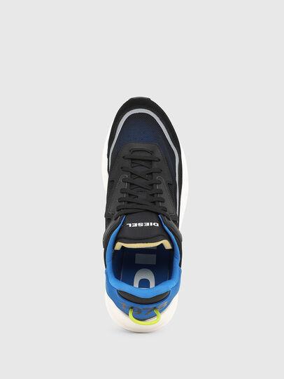 Diesel - S-SERENDIPITY SM, Nero/Blu - Sneakers - Image 6