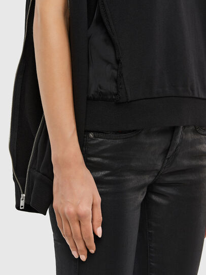 Diesel - D-Ollies JoggJeans® 069QJ, Nero/Grigio scuro - Jeans - Image 6
