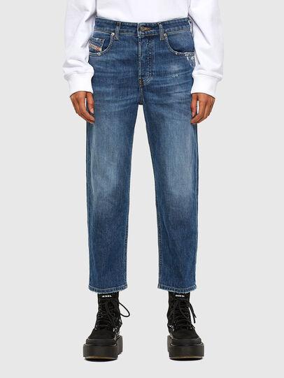 Diesel - Aryel 009CZ, Blu medio - Jeans - Image 1