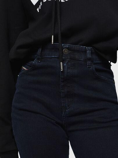 Diesel - D-Eiselle 069GL, Blu Scuro - Jeans - Image 3