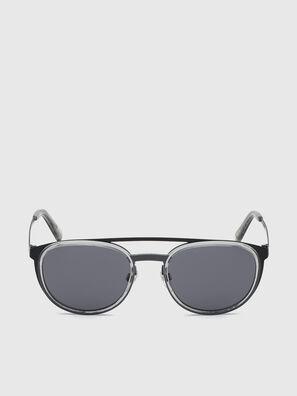 DL0293, Nero/Grigio - Occhiali da sole