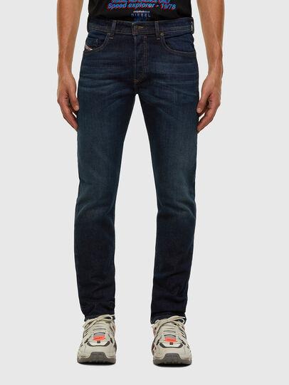 Diesel - Buster 009HN, Blu Scuro - Jeans - Image 1