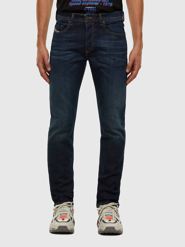 Buster 009HN, Blu Scuro - Jeans