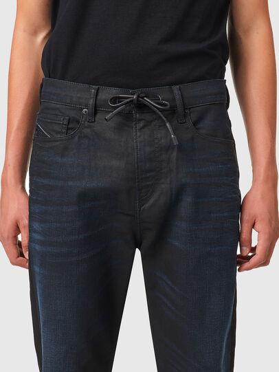 Diesel - D-VIDER JoggJeans® 069XN, Nero/Grigio scuro - Jeans - Image 3