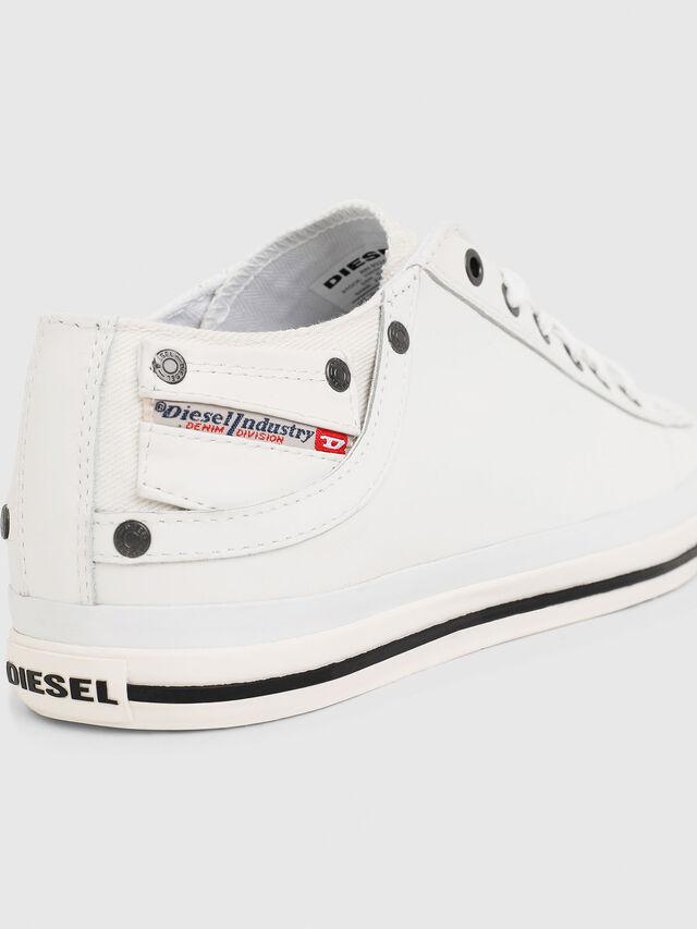 Diesel - EXPOSURE LOW I, Bianco - Sneakers - Image 4