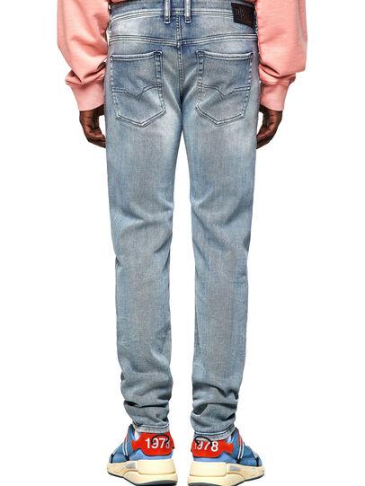 Diesel - Sleenker 009KL, Blu medio - Jeans - Image 2