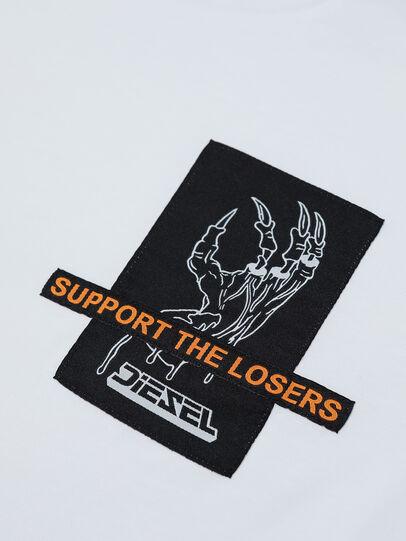 Diesel - TJUSTLSA9 OVER,  - T-shirts e Tops - Image 3