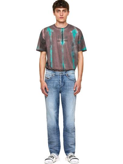 Diesel - D-Fining 009NS, Blu Chiaro - Jeans - Image 5