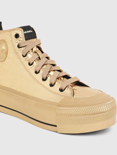 Diesel - S-ASTICO MC WEDGE, Oro - Sneakers - Image 5