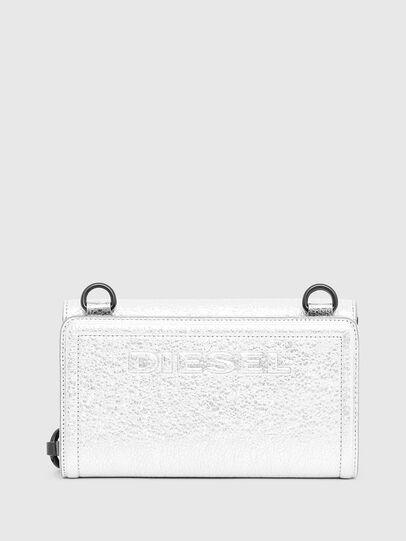 Diesel - DUPLET LC, Argento - Portafogli Con Zip - Image 2