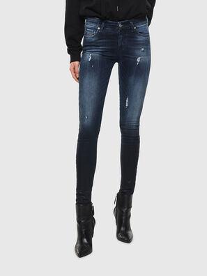 Slandy 0096K, Blu Scuro - Jeans