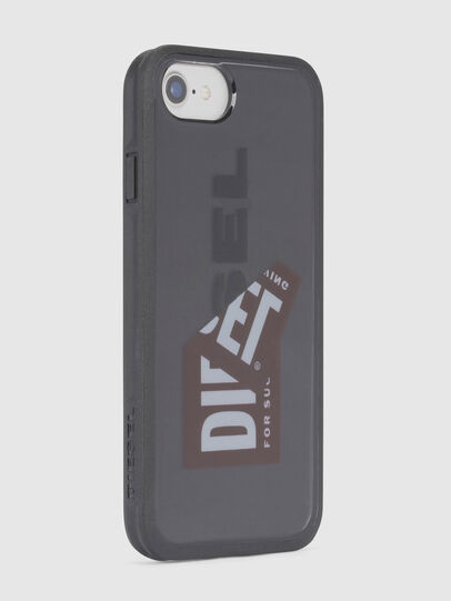 Diesel - STICKER IPHONE 8/7/6S/6 CASE, Nero - Cover - Image 3