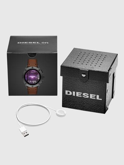 Diesel - DZT2032, Marrone - Smartwatches - Image 5