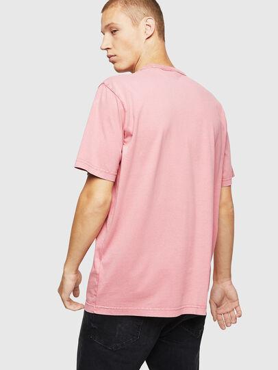 Diesel - T-JUST-B2, Rosa - T-Shirts - Image 2