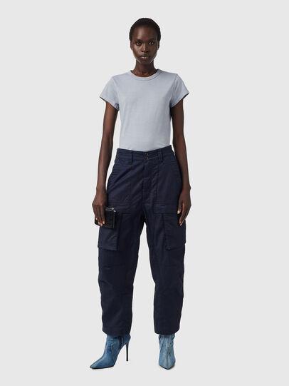 Diesel - D-Emma JoggJeans® 0CEAT, Blu Scuro - Jeans - Image 5