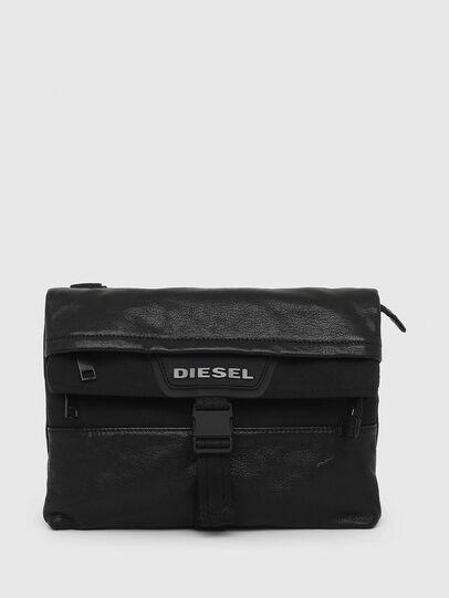 Diesel - ECHINO R, Nero - Borse a tracolla - Image 1
