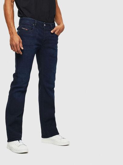 Diesel - Zatiny 0098I, Blu Scuro - Jeans - Image 1