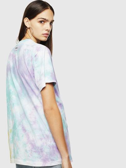 Diesel - T-DARIA-M, Multicolor - T-Shirts - Image 2