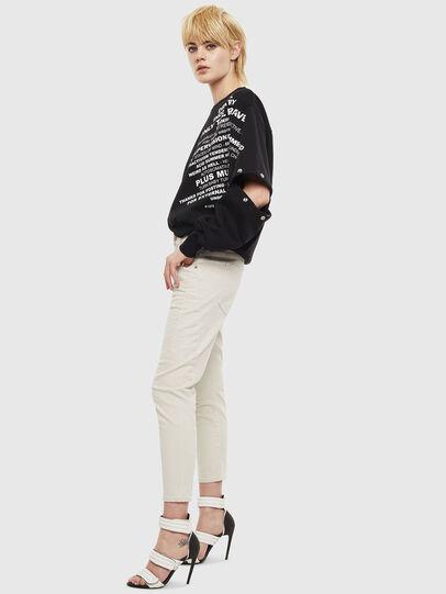 Diesel - Fayza 009BX, Bianco sporco - Jeans - Image 4