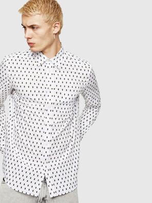 S-VEN-SKULL, Bianco - Camicie