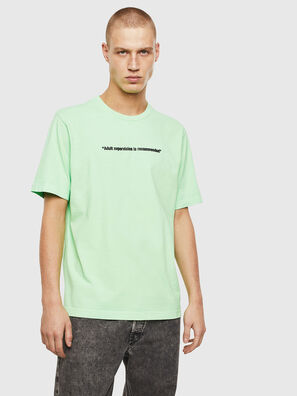 T-JUST-NEON, Verde Fluo - T-Shirts