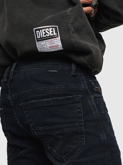 Diesel - Thommer 069GM, Nero/Grigio scuro - Jeans - Image 3