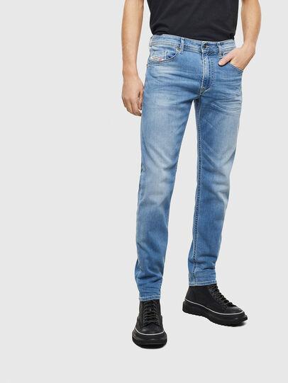 Diesel - Thommer 069MN, Blu Chiaro - Jeans - Image 1