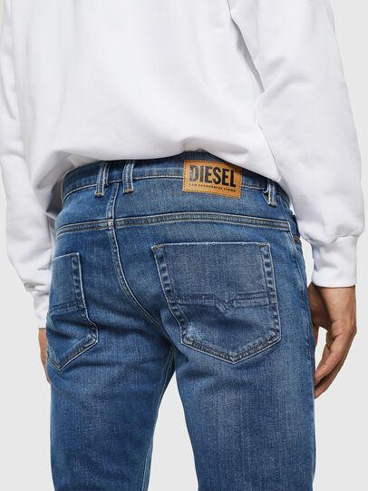 Diesel - Safado 083AX, Blu Chiaro - Jeans - Image 5