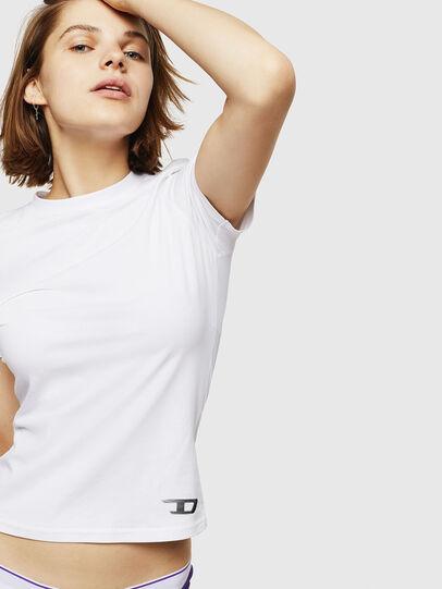 Diesel - UFTEE-ROUNDFEM,  - T-Shirts - Image 4