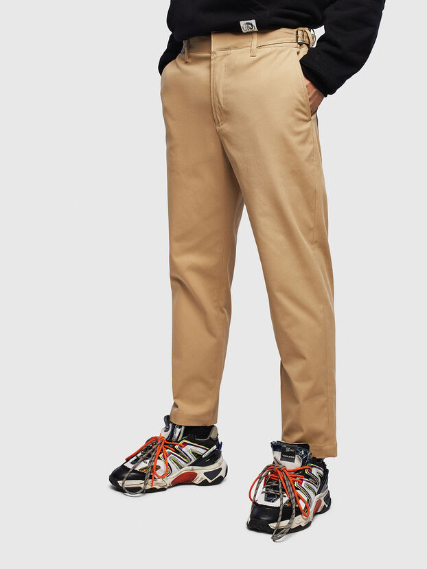 P-CHARLIE, Beige - Pantaloni