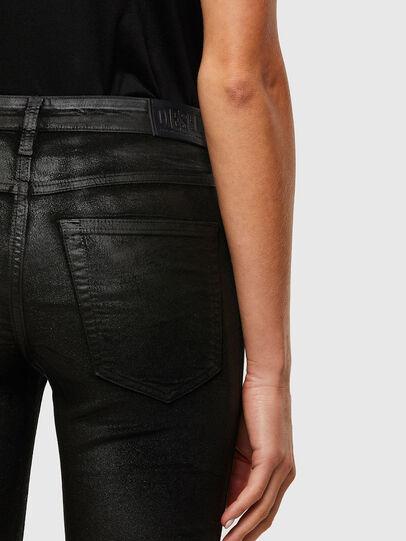 Diesel - Babhila 069TD, Nero/Grigio scuro - Jeans - Image 4