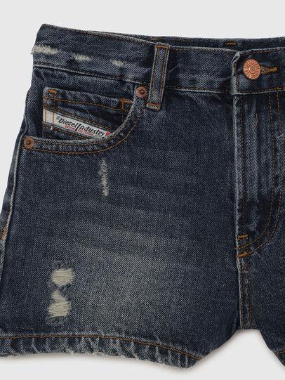 Diesel - PBOYSHORT, Blu Scuro - Shorts - Image 3