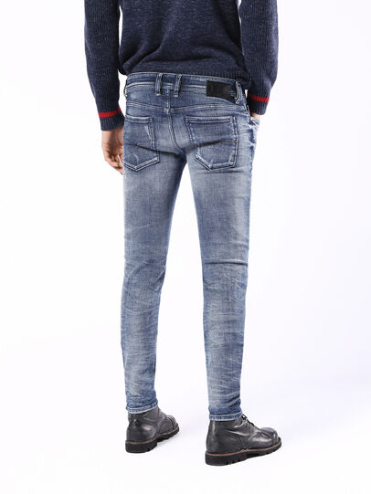 Diesel - Sleenker 0853L,  - Jeans - Image 3