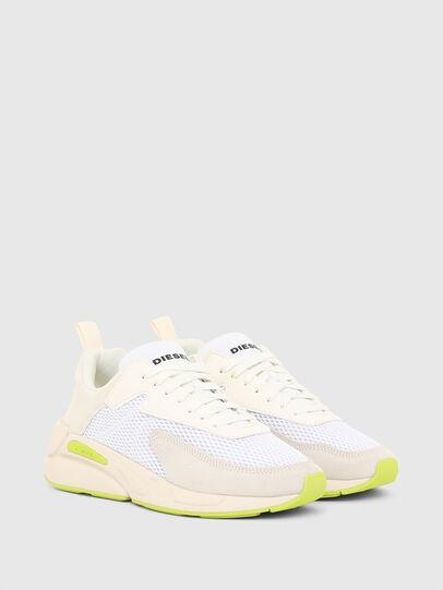 Diesel - S-SERENDIPITY LOW CU, Bianco - Sneakers - Image 2