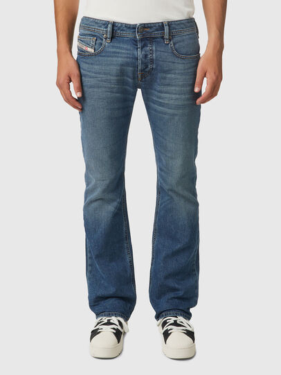 Diesel - Zatiny 009EI, Blu medio - Jeans - Image 1