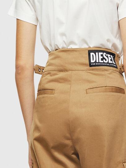 Diesel - P-CHIKU, Marrone Chiaro - Pantaloni - Image 6
