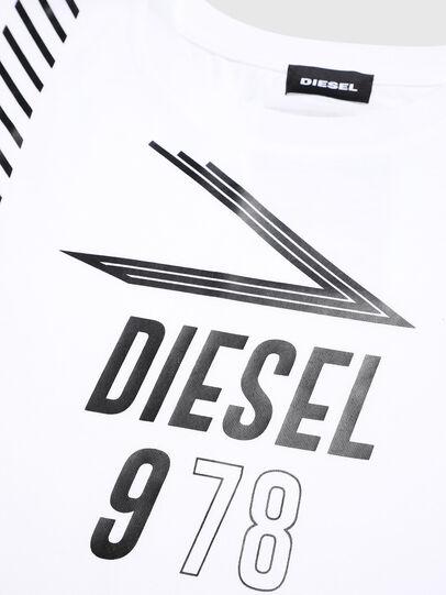Diesel - TJTITA, Bianco - T-shirts e Tops - Image 4