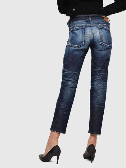 Diesel - D-Rifty 0092I, Blu Scuro - Jeans - Image 2